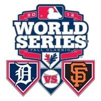Detroit Tigers vs. San Francisco Giants 2012 MLB World Series Dueling Pin @Fanatics #FanaticsWishList