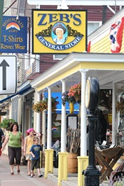 Zebs General Store - North Conway, NH - one of my favorite country stores. I LOVE it.