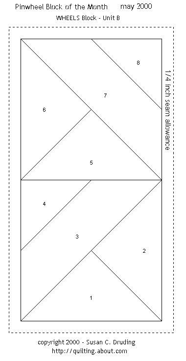 655 best Paper Piecing Patterns images on Pinterest Patterns - pattern block template