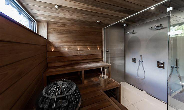 sauna-lasiseina