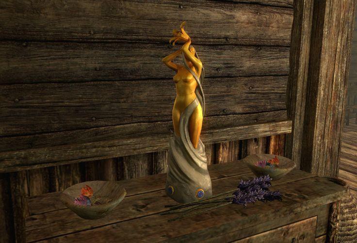 Dibella Statue (Skyrim) - The Elder Scrolls Wiki I can't help but take every Dibella Statue I can