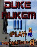 Duke Nukem 3 unrelased java!!!