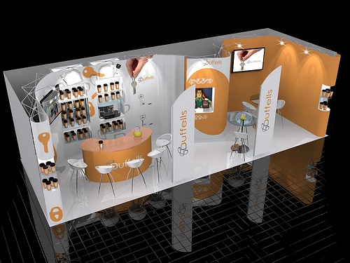 Exhibition Booth Proposal : Best creative design ideas images on pinterest