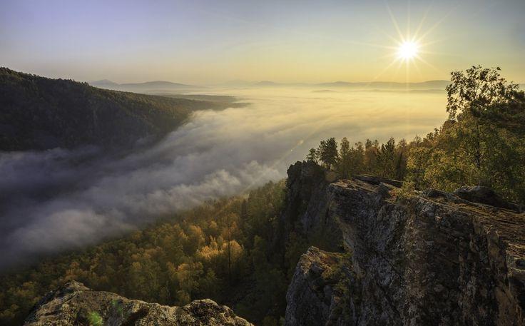 Осінь на Уралі, Павел Меньшиков. Ловіть миті на Яндекс.Зображеннях.