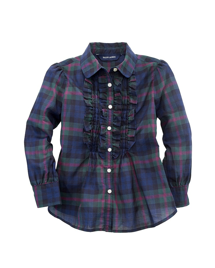 Ralph Lauren Childrenswear Toddler Girls' Pintucked Tartan Dress: Ralph Lauren, Tartan Blouses, Pintuck Tartan, Girls Generation, Ralphlauren Com, Girls 26X, Toddlers Girls, Blouses 21, Tartan Dress