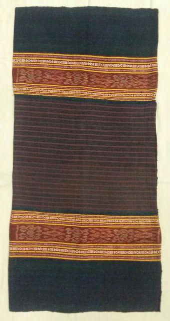 Zulki Textile's: Ikat belu, west timor