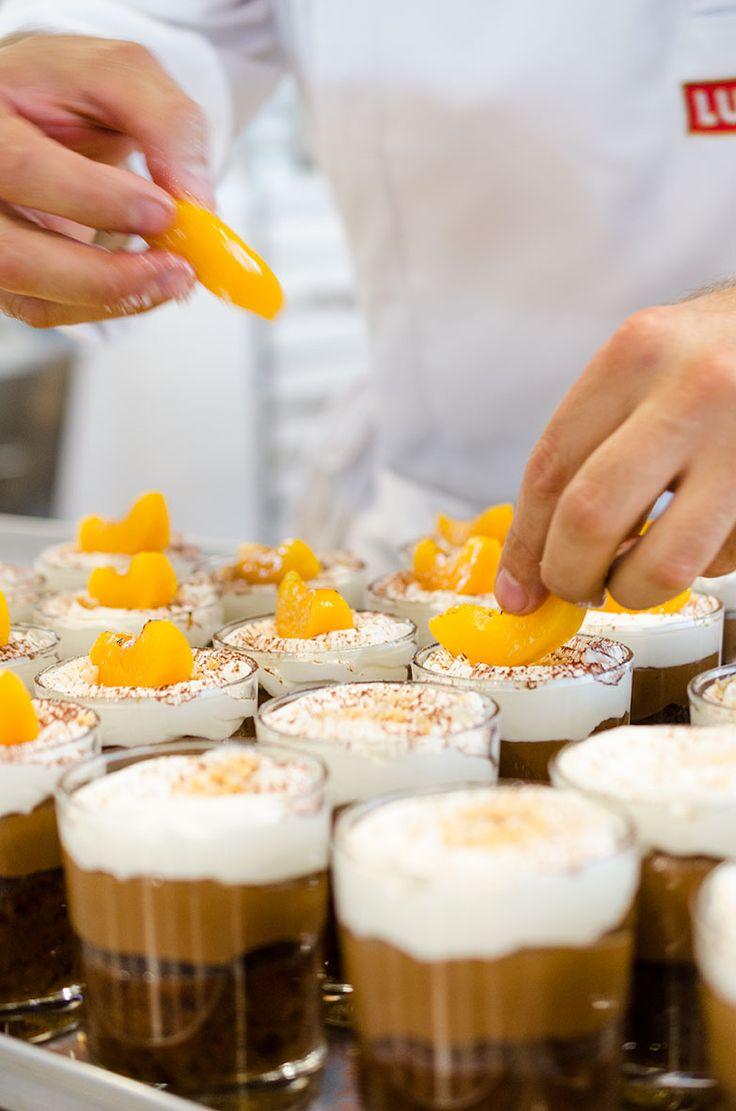 #dolce #monoporzione #LucaMontersino #Luxardo #ScuolaTessieri #pasticceria #Scuoladicucina #food