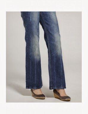 Pantaloni de dama marca Big Blue la Pret Atractiv