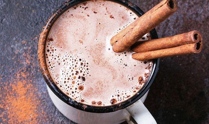 Ζεστή σοκολάτα με μπαχαρικά