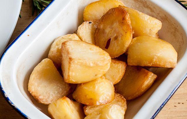 Great British Chefs 'Roasties' Lisa Allen