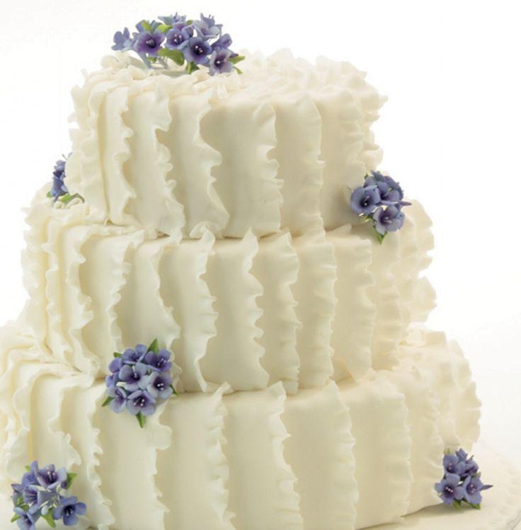 #Cakespiration - Ruffled Icing