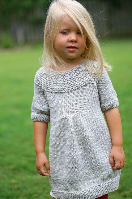 Kız Bebeklere Örgü Elbise Modelleri 73 - Mimuu.com