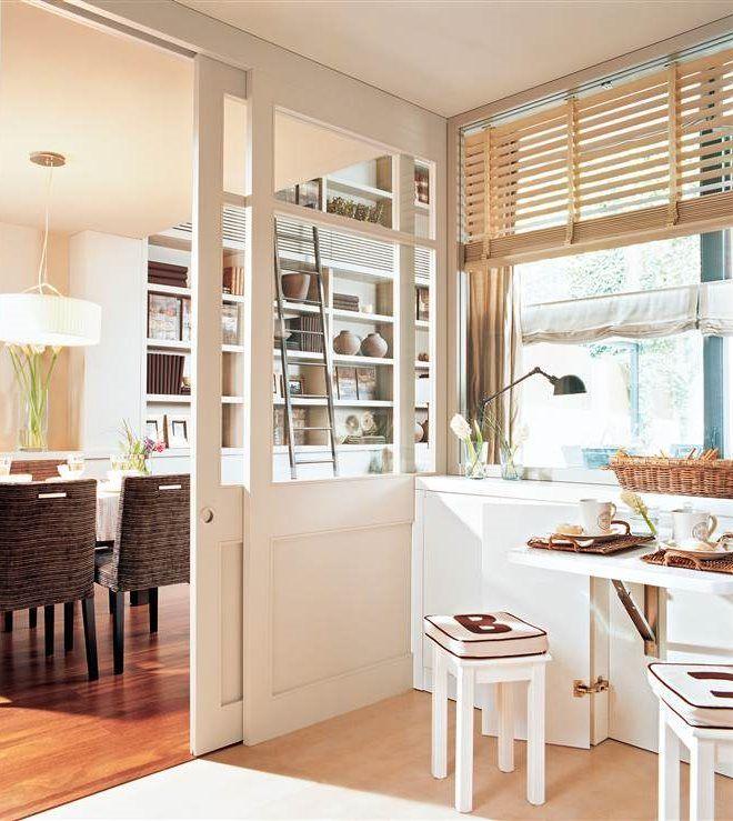 17 beste ideeën over salon comedor pequeño op pinterest   kleine ...
