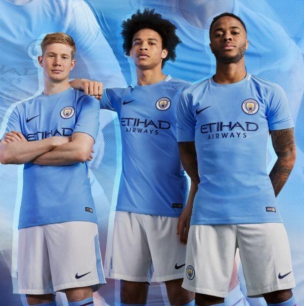 2017/2018 home kit