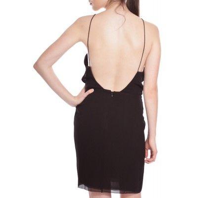 Samsøe & Samsøe - Vinson Dress Short Black - Kotyr.com