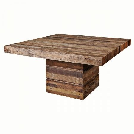 Best 25+ Square Dining Tables Ideas On Pinterest   Custom Dining Tables, Square  Tables And Square Dinning Room Table