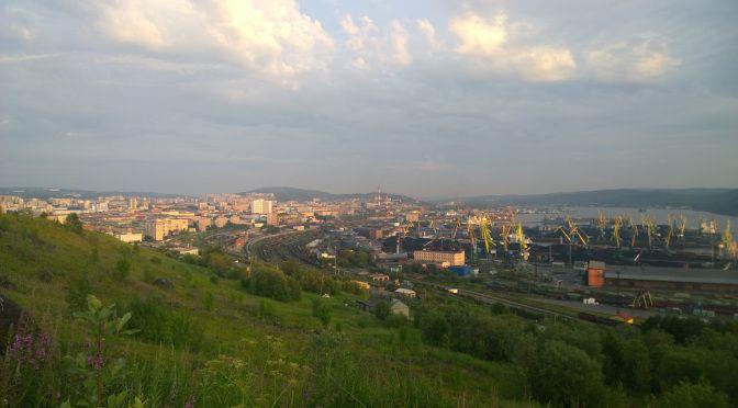 Päivitin kuvan kesäisemmäksi ja kaupungin kuvauksen vastaamaan paremmin koko vuoden kiertoa. :) #Murmansk