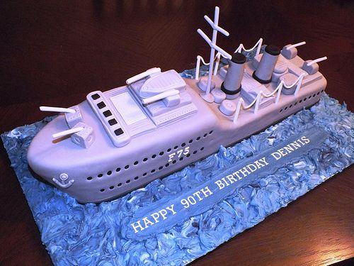 12 best Navy Cake images on Pinterest Military cake Navy cakes