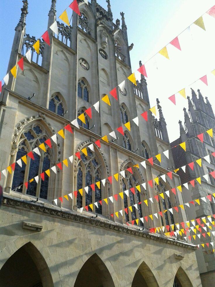 Rathaus, Münster