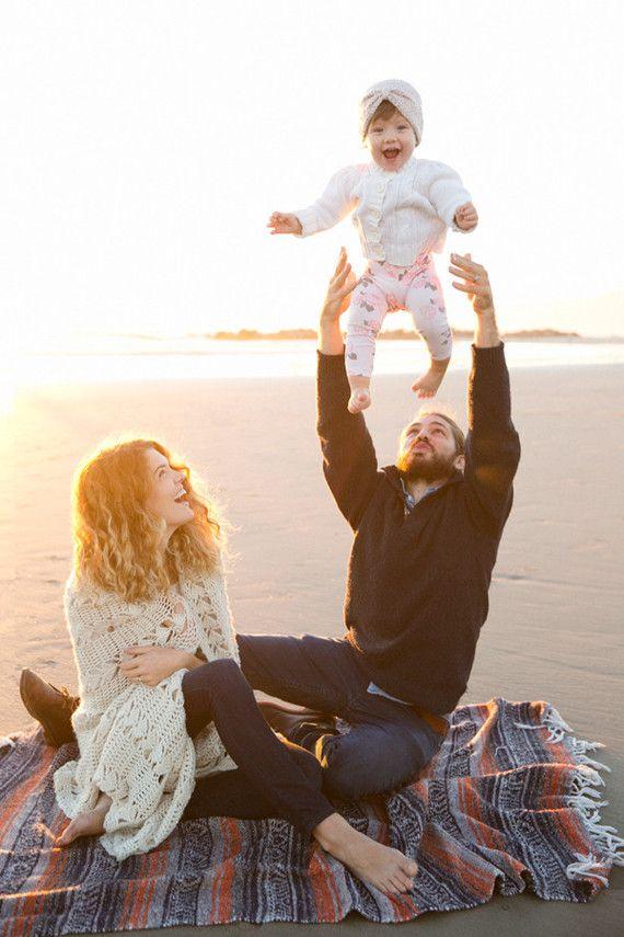 Venice Beach family photos