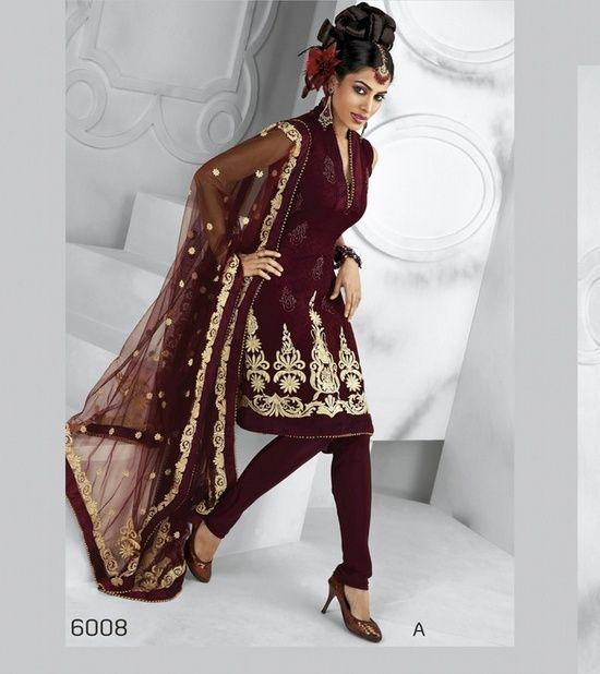 Punjabi - Roupas Tradicionais Indianas - Um Luxo