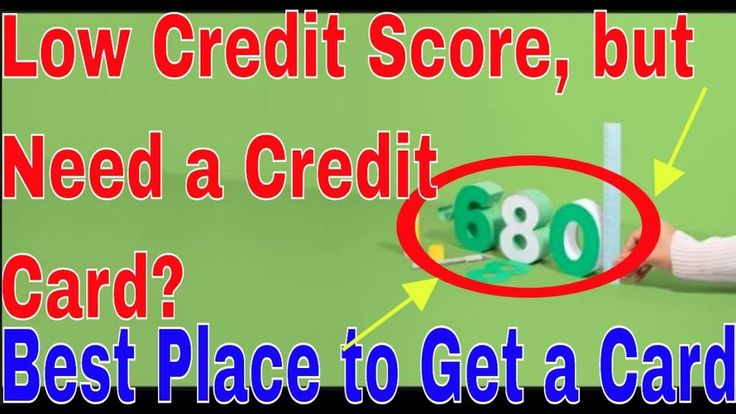 Credit cards for bad credit best place to get credit