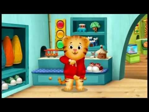 Daniel Tiger S Neighborhood Theme Song With Lyrics