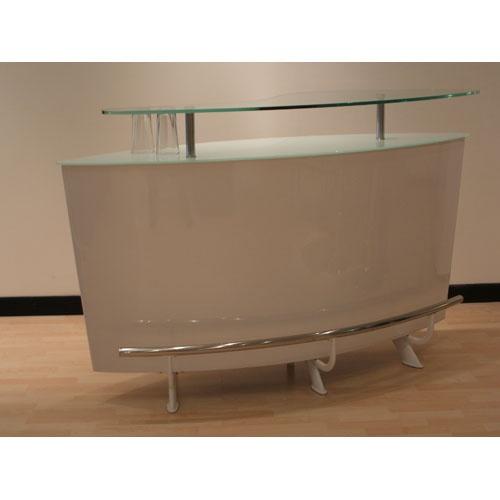 home bar furniture modern. gfi contemporary sambuca home bar clear furniture showroom modern e