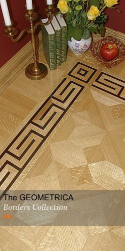 175 best images about barquet floor design ideas on for Hardwood floor designs borders