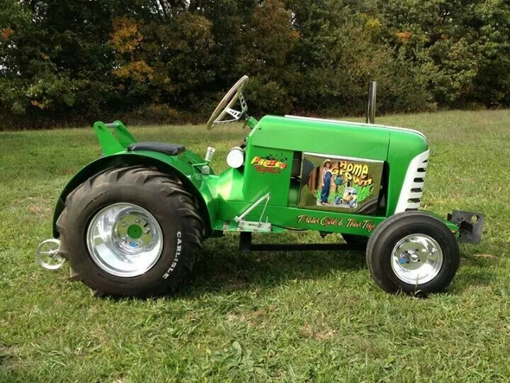 Old Yeller Pulling Garden Tractor: 95 Best Images About I H
