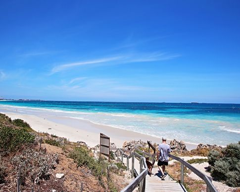 Here are 10 of our favourite secret beaches in Perth.