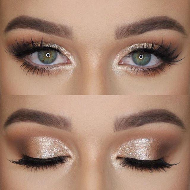 (Maybe something like this but minus the fake eyelashes haha) Makeup – Natural E…