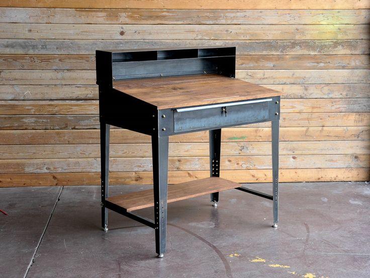 Penn Desk – Vintage Industrial Furniture