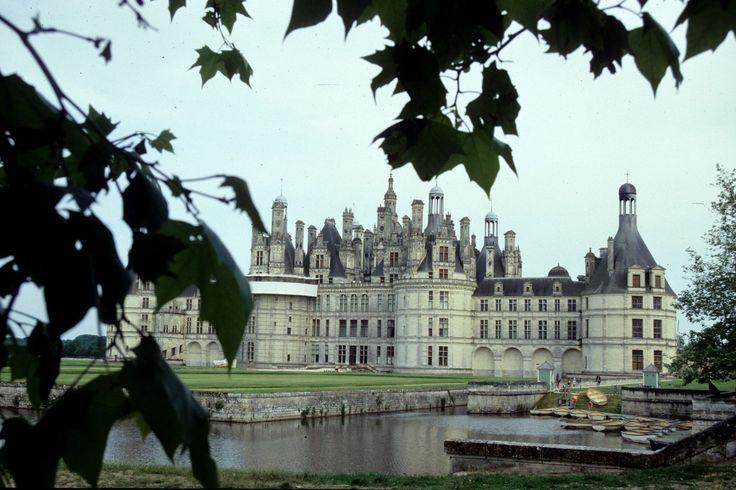 Francia, i Castelli della Loira: il Castello di  Chambord