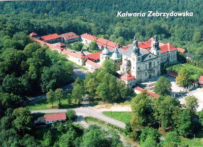 POLAND (Lesser Poland) - Kalwaria Zebrzydowska: the Mannerist Architectural and Park Landscape Complex and Pilgrimage Park (UNESCO WHS)