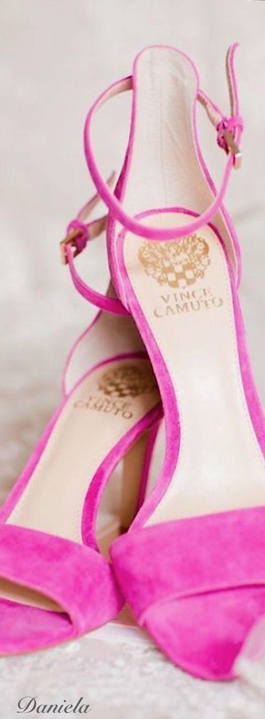 Vince Camuto pink heels
