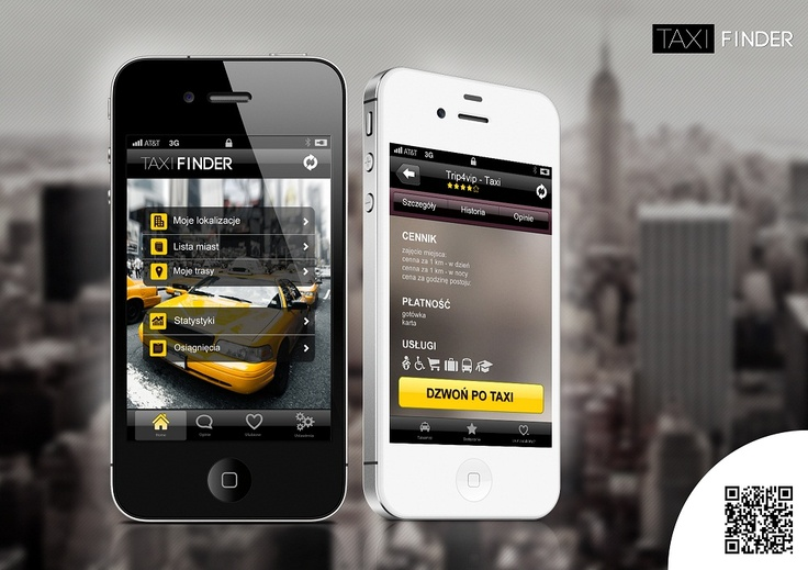 Taxi Finder is not only the biggest Taxi Corporation database in Poland but also a great app which helps you to call the Taxi in almost every city. #iphone #taxi #apple #mobile