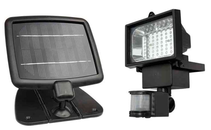 Evo36 Next Gen. Solar Powered Security Light  £49.99  The Evo36 Solar Security Light has 36 LEDs and is brighter than any Solar Security Light we've tested or sold that retails for under ?100 (except the Evo56 of course).