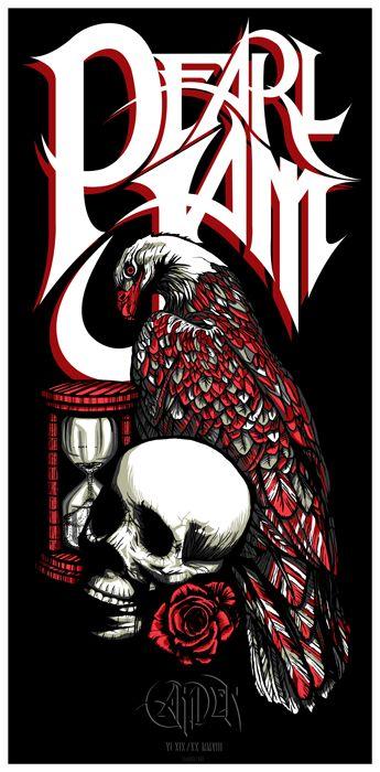 Pearl Jam Posters  un buen ejemplo de buena musica
