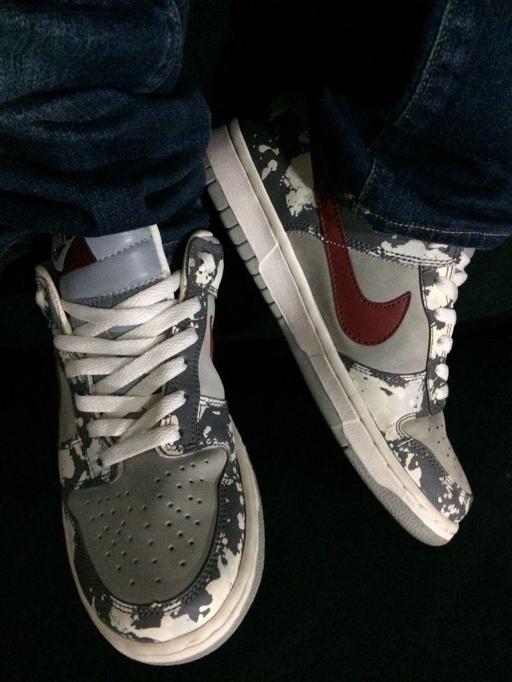 Nike Dunk Premium Splattered