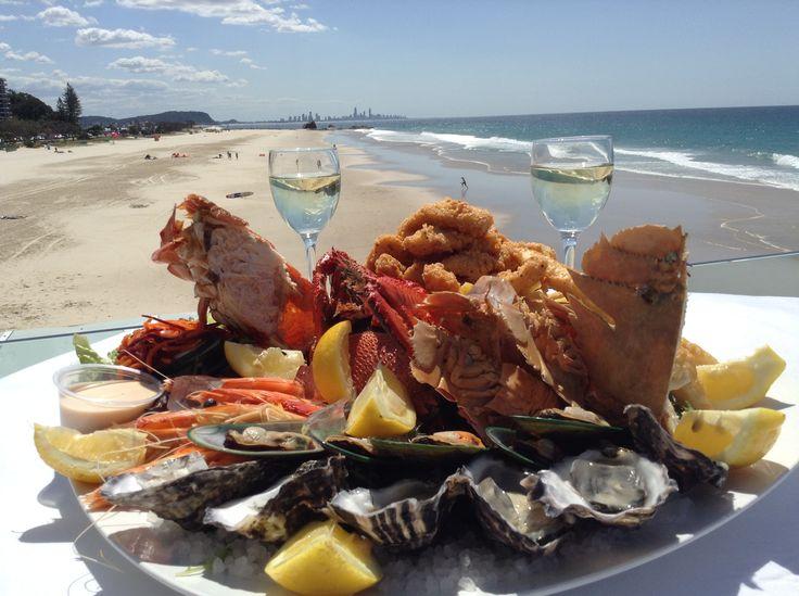 Cururmbin Beach Vikings - Seafood Platter