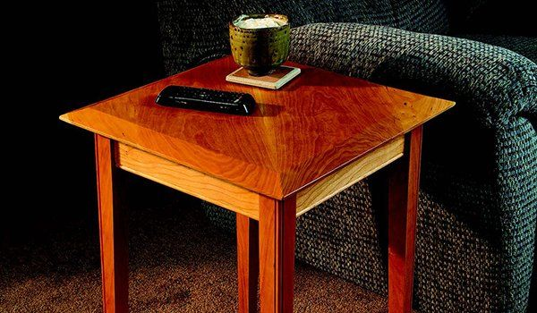 Quick And Easy End Table Plan You Can Build This Table