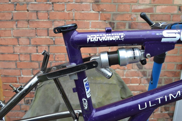 #Scott CST Ultimate retro mountain bike frame Like, Repin, Share, Follow Me! Thanks!