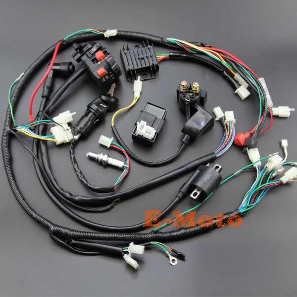 Lifan 250cc Engine Wiring Diagram And Lifan Cc Wiring Diagram Wiring Diagrams Folder Atv Quads Atv Accessories 250cc