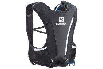 Salomon Skin Pro 3 Set pas cher - Accessoires running Hydratation / sacs à dos en promo
