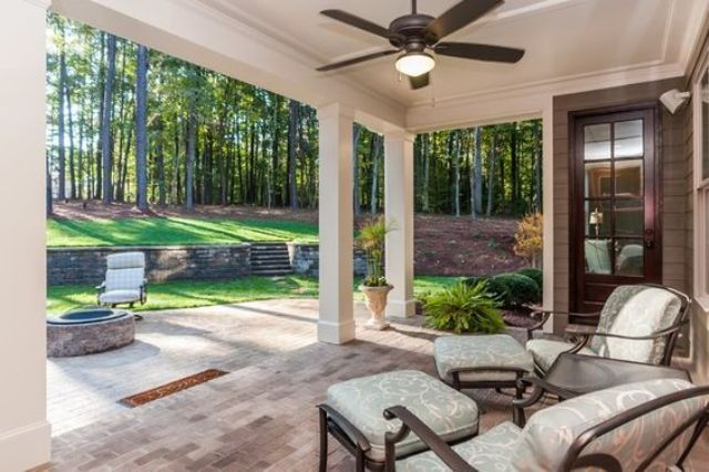 Why Should You Consider Plastic Patio Furniture Back Porch