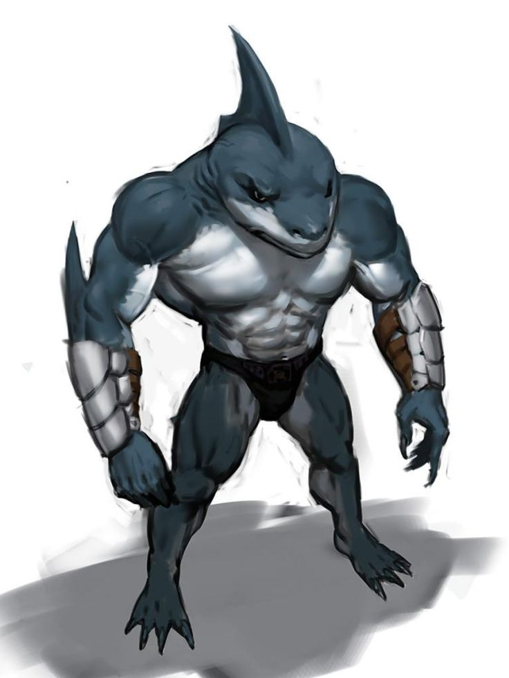 King Shark---my latest comic obsession