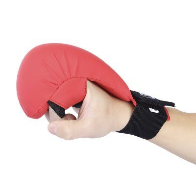 Wansda WSD - 1010 Paired Boxing Karate Fighting Gloves #CLICK! #clothing, #shoes, #jewelry, #women, #men, #hats, #watches