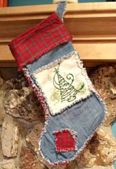 51 Trending Crafts To Make And Sell Blanket Rag Quilt Stocking
