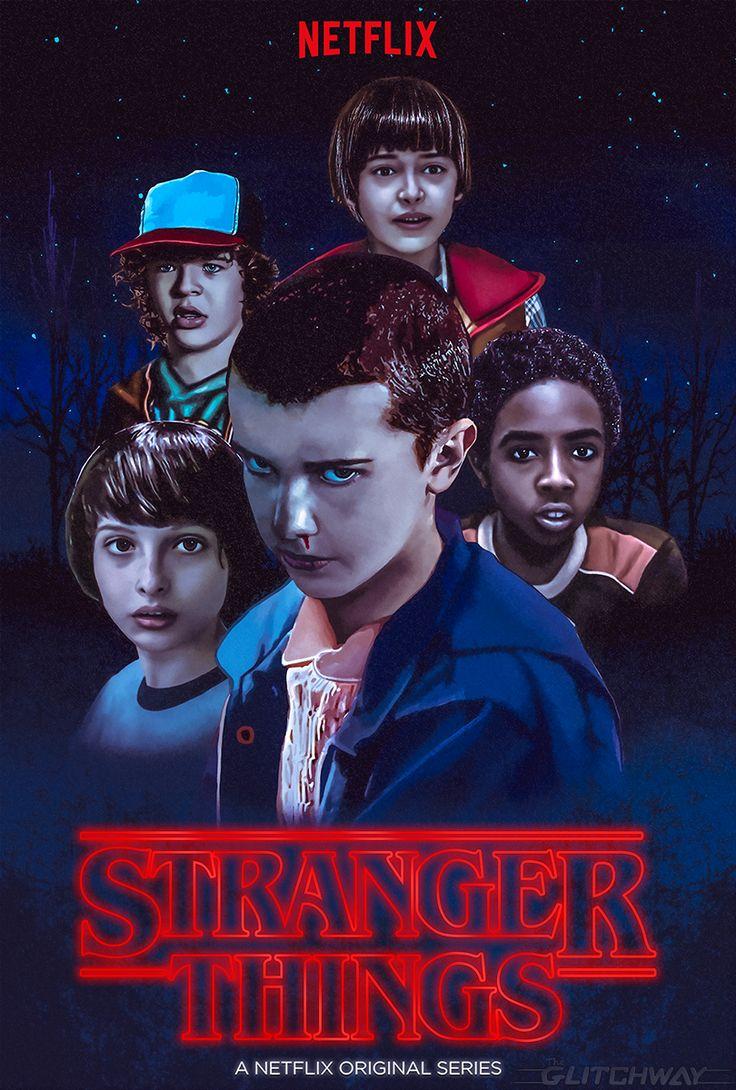 Serie Stranger Things